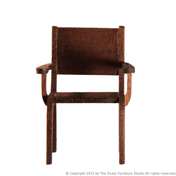 1 25 1 24 Scale Model Chair Exclusive To The Scale